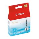 CLI-8PC CANON 原廠淡藍色墨水盒 適用 MX700/MP530