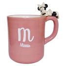 【日本進口正版】米老鼠 米妮款 Mickey 陶瓷 馬克杯 咖啡杯 290ML 對杯 迪士尼 Disney - 240808