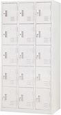 HY-723-7 鋼製15人置物櫃 / 衣櫃