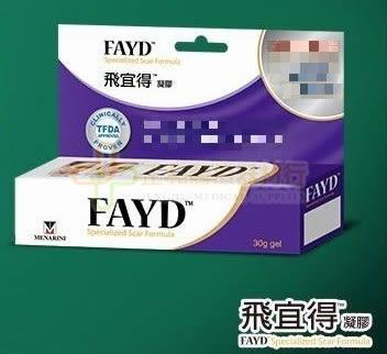 **30g大包裝 原廠公司貨**  FAYD 飛宜得 凝膠 (未滅菌)