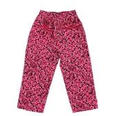 ~愛的世界~甜心公主純棉玫瑰條絨長褲6 歲 製 下著