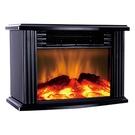 【LAPOLO藍普諾】3D高效視覺火燄爐電暖器 LA-988