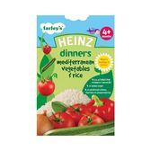 亨氏HEINZ-地中海蔬菜米麥精125g