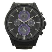 SEIKO SPIRIT SMAR 三眼太陽能計時腕錶 SSC029P1【二手名牌 BRAND OFF】