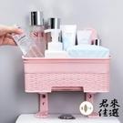 浴室護膚品置物架衛生間免打孔收納架家用【君來佳選】