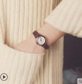 手錶韓國訂單氣質時尚潮流女士經典圓形中學生百搭女生簡約鏈韓版手錶 衣間迷你屋