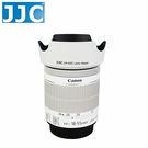 又敗家(白色)JJC佳能Canon副廠遮光罩EW-63C遮光罩適EF-S 18-55mm f/3.5-5.6 f/4-5.6 IS STM kit鏡700D 100D