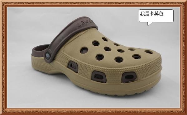 831+4 愛麗絲的最愛 下雨天穿也不怕~前包後空經典布希鞋/防水涼拖鞋 (現貨+預購)