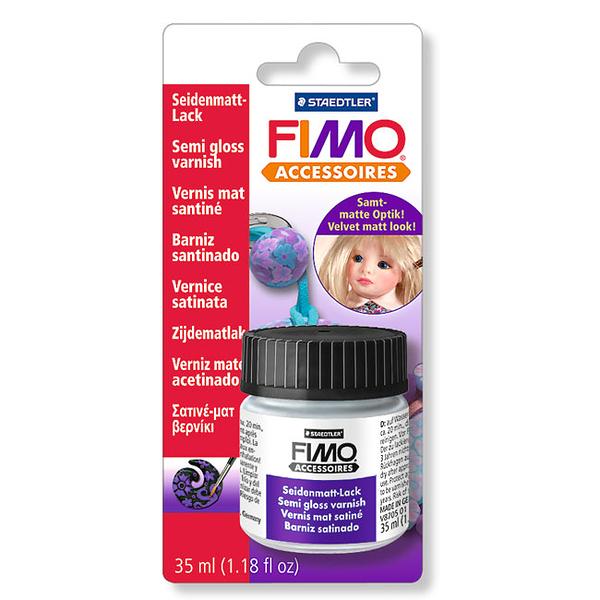 施德樓FIMO軟陶 ACCESSORIES MS8705 01 軟陶專用亮光漆-半透明