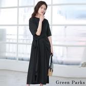 ❖ Summer ❖ 2WAY綁帶造型柔美連身裙 - Green Parks