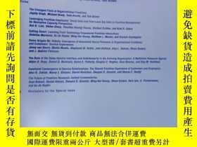 二手書博民逛書店Journal罕見of Service ResearchY153