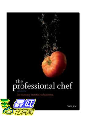 [美國直購] The Professional Chef Hardcover 美國暢銷書
