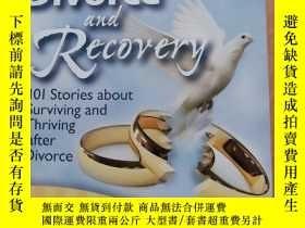 二手書博民逛書店DIVORCE罕見AND RECOVERYY14530 出版2008