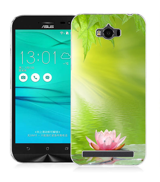 ♥ 俏魔女美人館 ♥ (荷花*硬殼} ASUS ZenFone Max (ZC550KL) 手機殼 手機套 保護套 保護殼