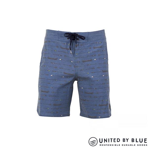 United by Blue 男休閒短褲 103-005 CANOE SCALLOP / 城市綠洲 (短褲、防曬、輕便、美國)