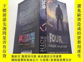 二手書博民逛書店Four:罕見A Divergent Collection 四:不同的收藏Y212829