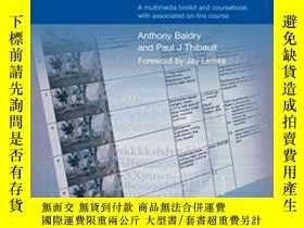 二手書博民逛書店Multimodal罕見Transcription And Text AnalysisY364682 Anth