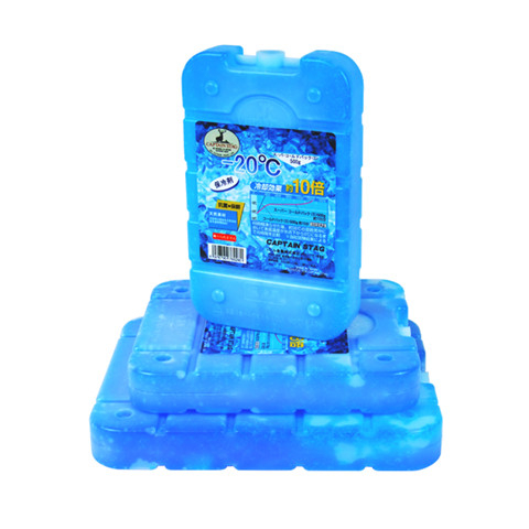 日本龍貓寵物冰窩降溫藍冰冰盒空調扇冰晶盒制冷保鮮冰袋保溫釣箱 現貨快出