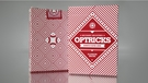【USPCC撲克】Mechanic Optricks (Red) Deck S103049415