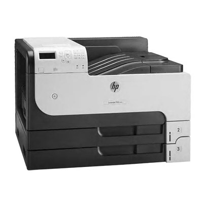 HP 商用 LaserJet Enterprise 700 A3 雷射印表機 M712dn