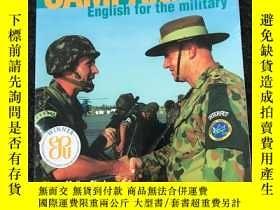 二手書博民逛書店CAMPAIGN罕見English for the milita