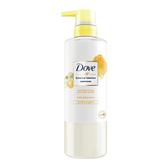 Dove多芬 日本植萃蜂蜜輕盈柔亮潤髮乳(500G)【康是美】