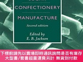 二手書博民逛書店Sugar罕見Confectionery ManufactureY255174 E.b. Jackson Sp