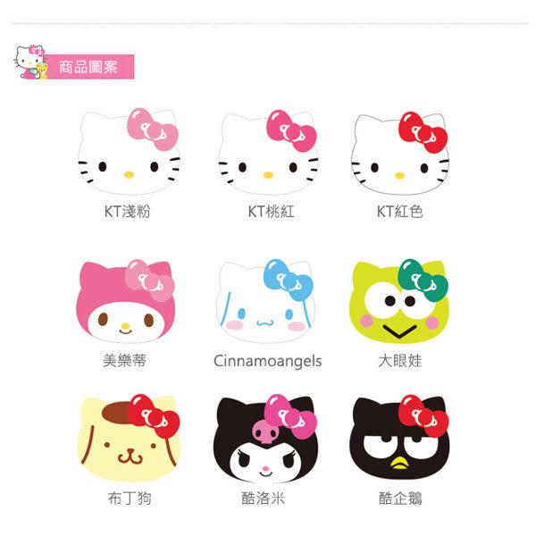 里和Riho Hello Kitty 凱蒂貓彩色串珠項鍊 鏡子 韓國製造 大眼娃 美樂蒂 大眼娃 酷企鵝 布丁狗