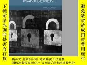 二手書博民逛書店Security罕見Operations Management Third Edition-安全運營管理第三版