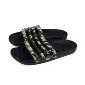 adidas 拖鞋 運動型 綠色 迷彩 男鞋 FZ4686 no933