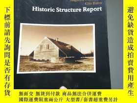 二手書博民逛書店Historic罕見structure report建築遺產調查報告Y267761 Gin National