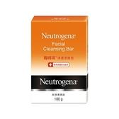 Neutrogena 露得清 清透潔面皂(100g)【小三美日】