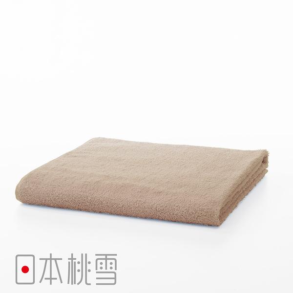 日本桃雪飯店大毛巾(胡桃色) 鈴木太太