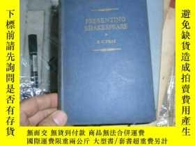 二手書博民逛書店presenting罕見shakespeareY4849 r.c.peat 出版1957