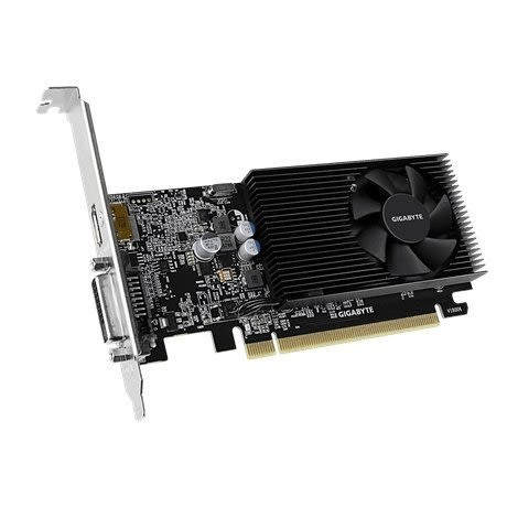 技嘉 GT 1030 Low Profile 2G 4K影音輕電競(1468MHz/15cm/三年)GV-N1030D5-2GL【刷卡含稅價】