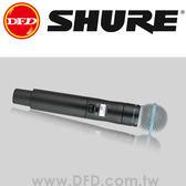 美國 舒爾 SHURE Beta58 麥克風 配備ULXD2手持式無線發射機 公司貨