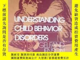 二手書博民逛書店Understanding罕見Child Behavior Di