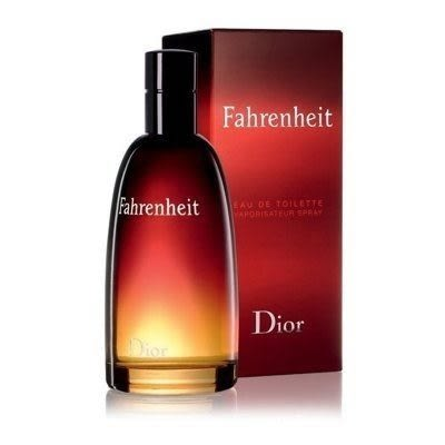 Dior 迪奧 華氏溫度男性淡香水 50ml