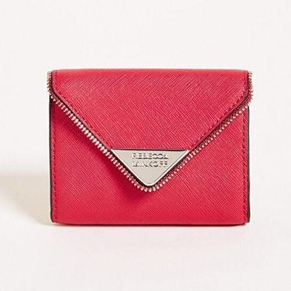 【Rebecca Minkoff 】Metro Molly 零錢包 證件夾 (紅色)