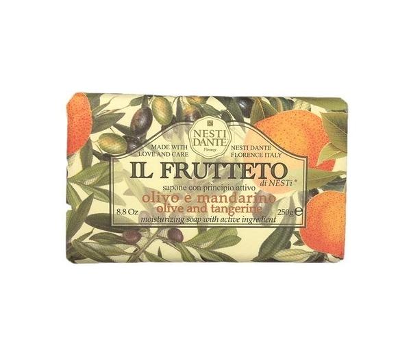義大利 NESTI DANTE 身體香皂 IL FRUTTETO 橄欖和橘子 (Olive and Tangerine) 250g