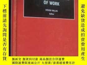 二手書博民逛書店THE罕見TRANSFORMATION OF WORK 英文原版