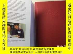 二手書博民逛書店My罕見encounter with china's gener