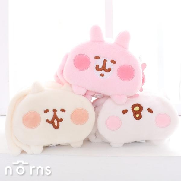 【Kanahei造型捲毯 趴姿】Norns 卡娜赫拉 正版授權 P助兔兔NENE貓 溫暖毛毯 懶人毯 披肩 冷氣毯 毯子