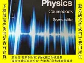 二手書博民逛書店Cambridge罕見locked physics coursebook劍橋大學哲學英文版Y392713 不不