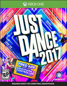 X1 Just Dance 2017(美版代購)