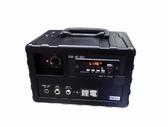 舞林高手 HC-801 (鋰電USB版) 可插卡播放跳舞音箱/攜帶式擴音喇叭/手提式擴音機,台灣製造保固一年