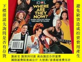 二手書博民逛書店AMERICAN罕見IDOL WHERE ARE THEY NO