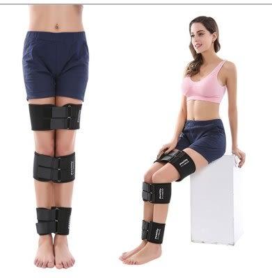 O型腿X型腿矯正器 三件式【藍星居家】