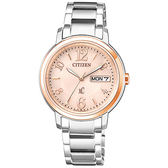 星辰 Citizen xC 童趣萬花筒甜美腕錶 EW2424-50W