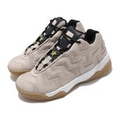 Converse 休閒鞋 VLTG 棕 白 女鞋 運動鞋 復古籃球鞋 【PUMP306】 566167C